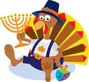Happy Thanksgivukah