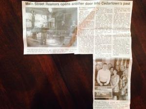MX1 Main Street Realtors - Cedartown