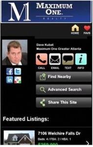 VoicePad Mobile Site 2