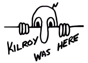 Kilroy was at Maximum One