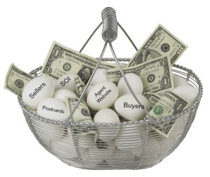 Eggs in One Basket for Real Estate