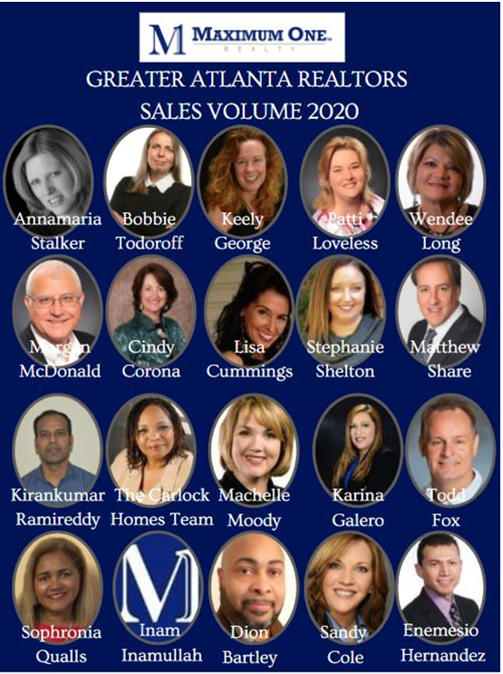 2021.03.07 Greater Atlanta Realtors Sales Volume 1