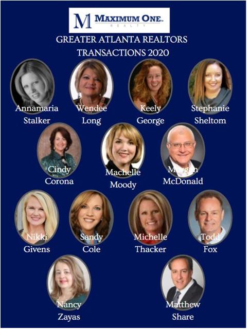 2021.03.07 Greater Atlanta Realtors Transactions 2020