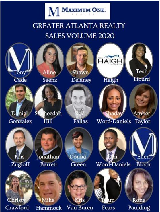 2021.03.07 Greater Atlanta Realty Sales Volume 2020