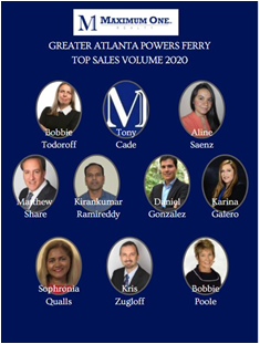 2021.03.21 Greater Atlanta Powers Ferry Sales Volume
