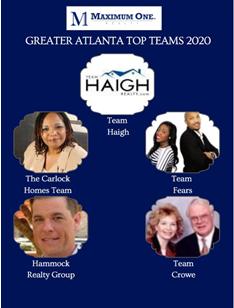 2021.03.21 Greater Atlanta Top Teams 2020
