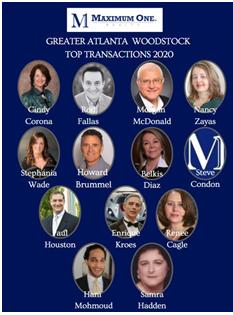 2021.03.21 Greater Atlanta Woodstock Transactions